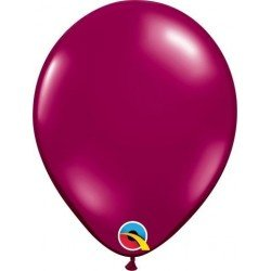 Globo látex color Sparkling burgundy 5 pulg. Bolsa de 100Ct (BP)QL-43550 Qualatex