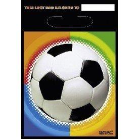 Bolsa (8) Chuches / Regalito Futbol377040 Amscan