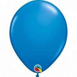 Globos color Dark Blue 25 und. (BP)