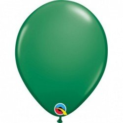 Globos color Green 25 und. (BP)