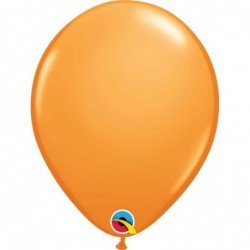 Globos color Orange 25 und. (BP)