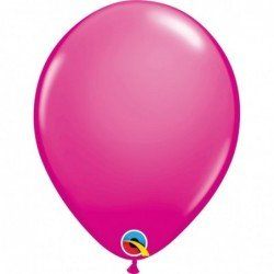 Globos color Wild Berry 100 und. (BP)