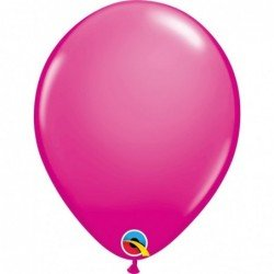 Globos color Wild Berry 25 und. (BP)
