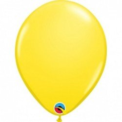 Globos color Yellow 25 und. (BP)