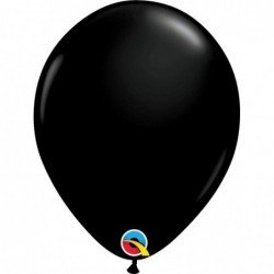 Globos color Onyx Black 25 und. (BP)
