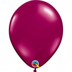 Globos color Prl Burgundy 25 und. (BP)