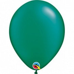 Globos color Prl Emerald 25 und. (BP)