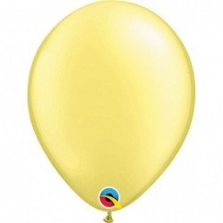 Globos color Prl Lemon Chf 25 und. (BP)