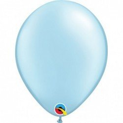 Globos color Prl Lt Blue 25 und. (BP)