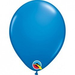 Globos color Dark Blue 100 Und. (BP)QL-43680 Qualatex