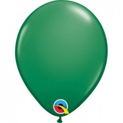 Globos color Green 100 Und. (BP)QL-43687 Qualatex