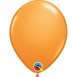 Globos color Orange 100 Und. (BP)QL-43696 Qualatex