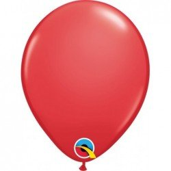 Globos color Red 100 Und. (BP)QL-43703 Qualatex