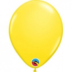 Globos color Yellow 100 Und. (BP)QL-43714 Qualatex