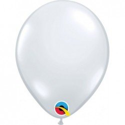 Globos color Diamond Clear 100 Und. (BP)QL-43679 Qualatex
