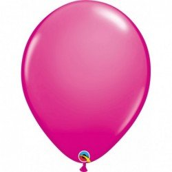Globos color Wild Berry 50 Und. (BP)QL-25574 Qualatex