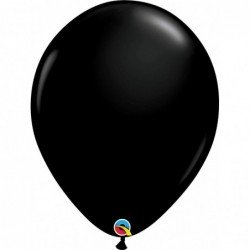 Globos color Onyx Black 50 Und. (BP)QL-43858 Qualatex