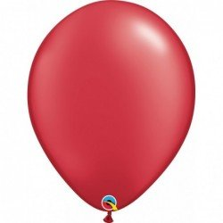 Globos color Prl Ruby Red...