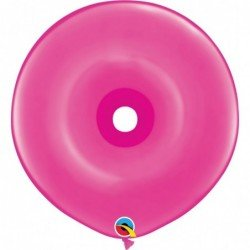 16 pulg. (40,6cm) Dnt Wild Berry 25Ct Donut (BP)QL-37803 Qualatex
