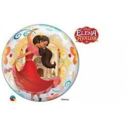 22 pulg. (55,8cm) Single Bubble 01Ct Dn Elena Of Avalor (BP)QL-49325 Qualatex
