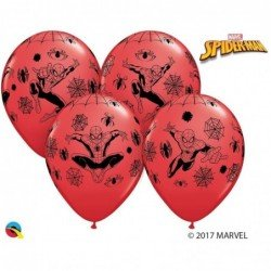 Globos Latex Spiderman (6)