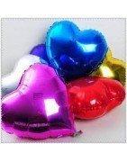 Comprar Globos Forma Corazones al mejor precio, globos corazón