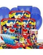 Comprar fiesta de Super Hero Girls al mejor precio.
