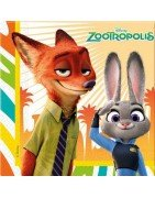 Comprar fiesta de Zootropolix al mejor precio online