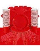 Comprar Fiesta con Mesa Rojo al mejor precio