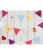 Comprar Banderines Triangulo al mejor precio