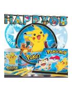 Comprar fiesta de Pokémon al mejor precio online mas 6000 rf. en stock