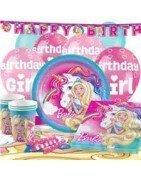 Comprar fiesta de Barbie al mejor precio online con entrega en 24h