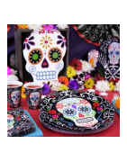 Comprar fiesta de Calaveras Mexicanas al mejor precio online envios 24