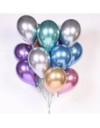 Globos Chrome Qualatex / Reflex Sempertex