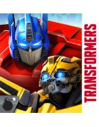 Comprar fiesta de Transformers al mejor precio online con entrega 24h.