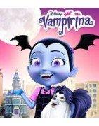 Comprar articulos de fiesta de Vampirina al mejor precio entrega 24h