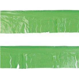 Guirnalda Flecos Plástico Verde (25 Mts)