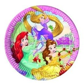 Platos Princesas Disney 23cm (8)