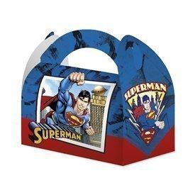 Cajita Superman
