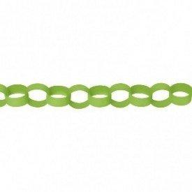 Guirnalda Cadeneta Color Verde (4 m Aprox)