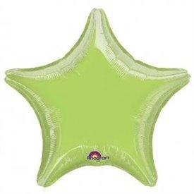 Globo Estrella color Lima de Aprox 80cm