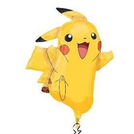 Globo Pokemon Forma Pikachu (Empaquetado)