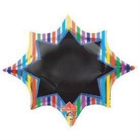Globos Pizarra Estrella