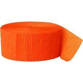 Cinta Crepe Color Naranja