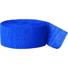 Cinta Crepe Color Azul Fuerte