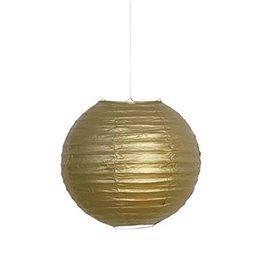 Farolillo Oro de 24 cm