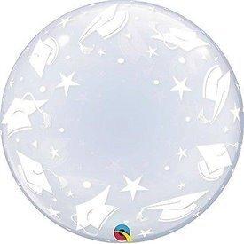 Globo Graduacion Burbuja Bubble
