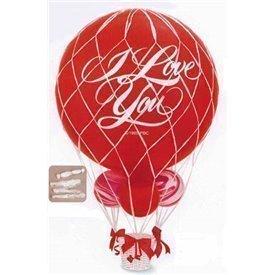 Red para globo de látex de 80 cm a 1 metro