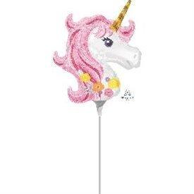 Globo Unicornio Magico Palito