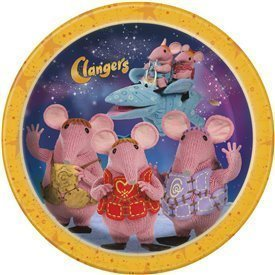 Platos Clangers de 23cm (8)